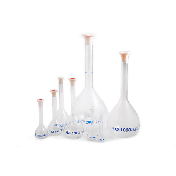 Volumetric flasks