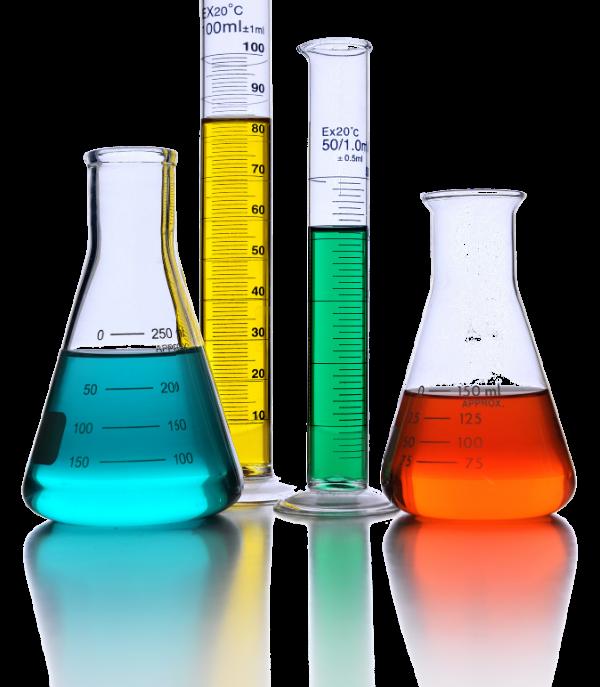 laboratory equipment chemicals glassware
