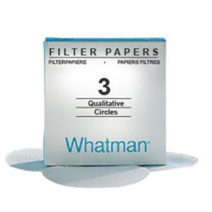 Whatman Filter Paper Grade 3
