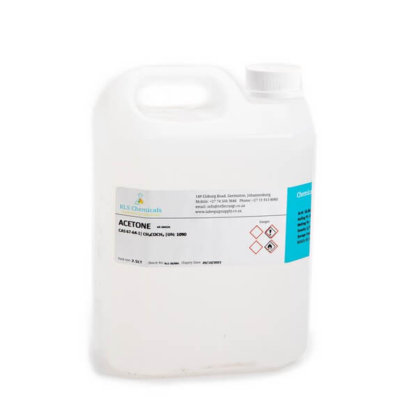 Acetone AR grade